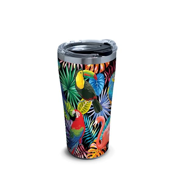 Tropical Collection Birds