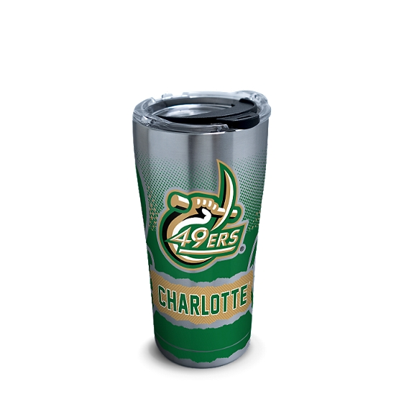 Charlotte 49ers Knockout