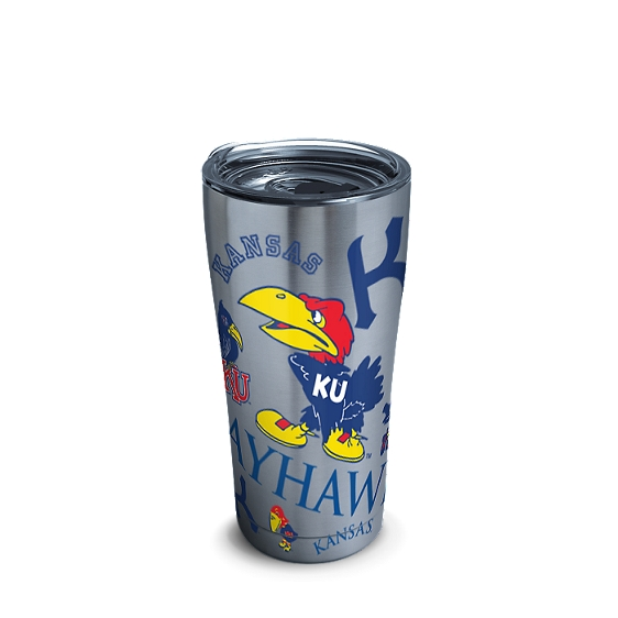 Kansas Jayhawks All Over