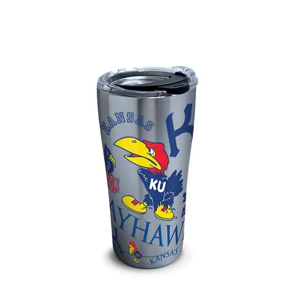 Kansas Jayhawks All Over