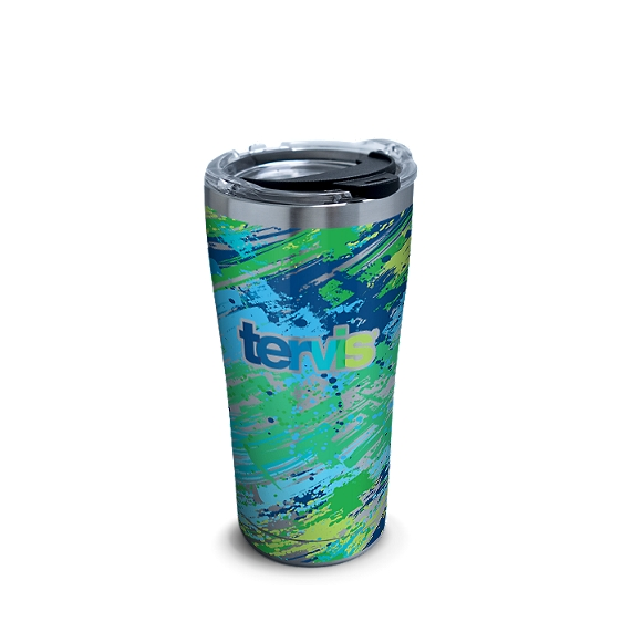 Tervis Bluegreen Paint