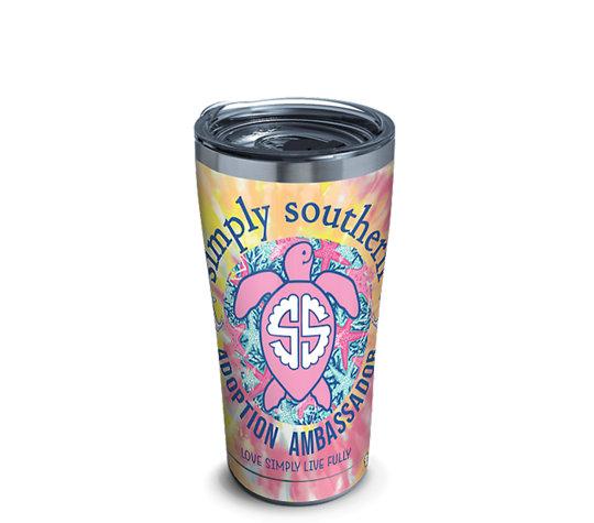 Simply Southern® - Tie Dye Turtle