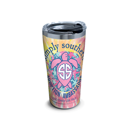 Simply Southern® - Tie Dye Turtle image number 0