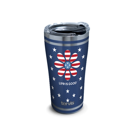 Life is Good® - Daisy Stars and Stripes image number 0