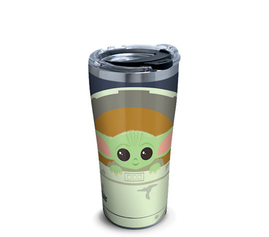Tervis Mandalorian - The Child in Carrier 20oz Tumbler