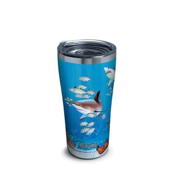 Guy Harvey® Shark Collage