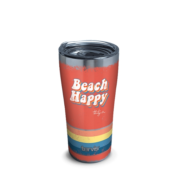 30A Beach Happy Retro Stripes
