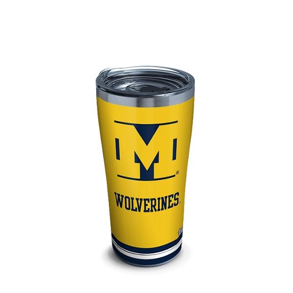 Michigan Wolverines Blocked