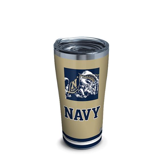 Navy Midshipmen Blocked