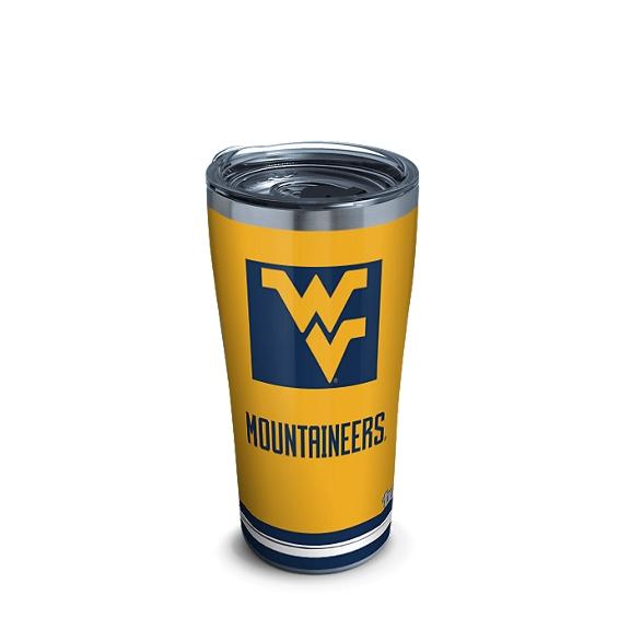West Virginia Mountaineers Blocked