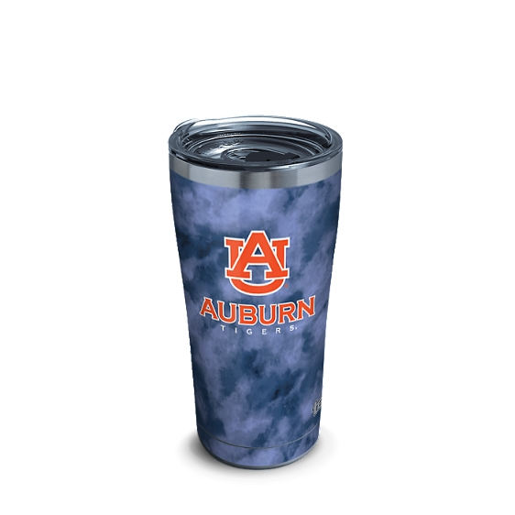 Auburn Tigers Tie Dye