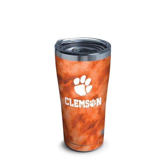 Clemson Tigers Tie Dye