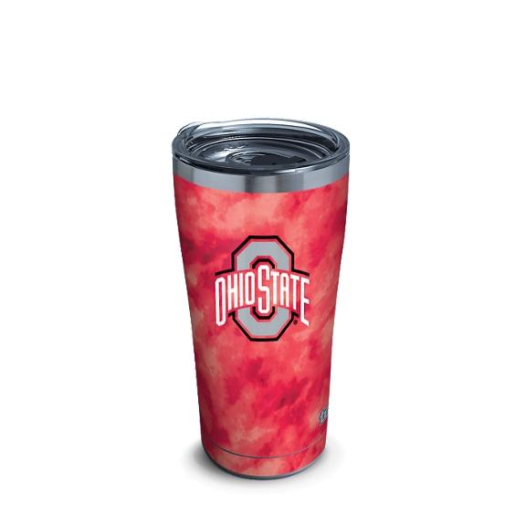 Ohio State Buckeyes Tie Dye