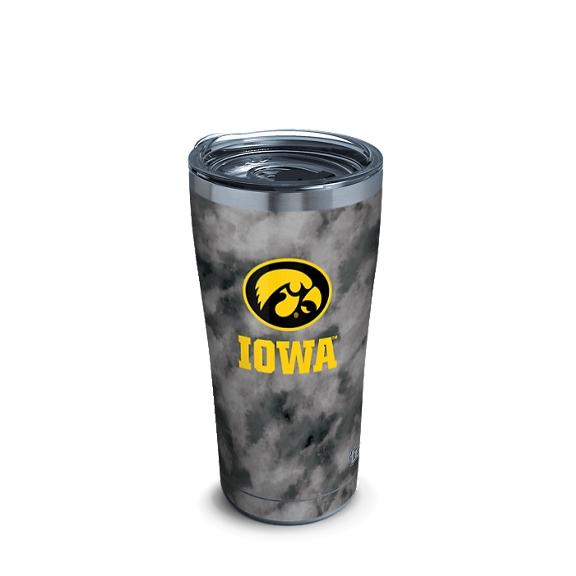 Iowa Hawkeyes Tie Dye