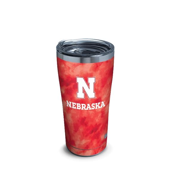 Nebraska Cornhuskers Tie Dye