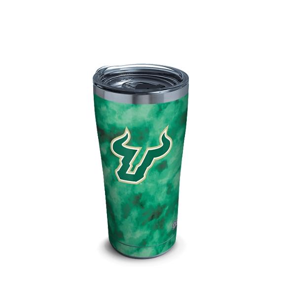 USF Bulls Tie Dye