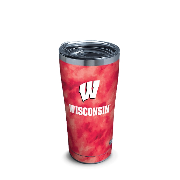 Wisconsin Badgers Tie Dye