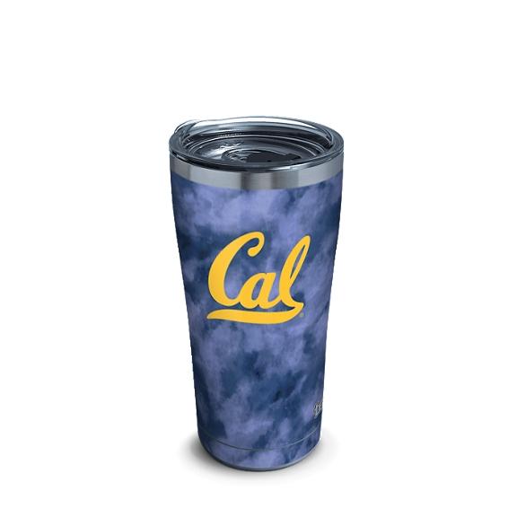 Cal Bears Tie Dye