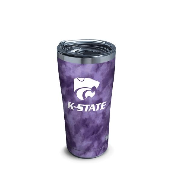 Kansas State Wildcats Tie Dye