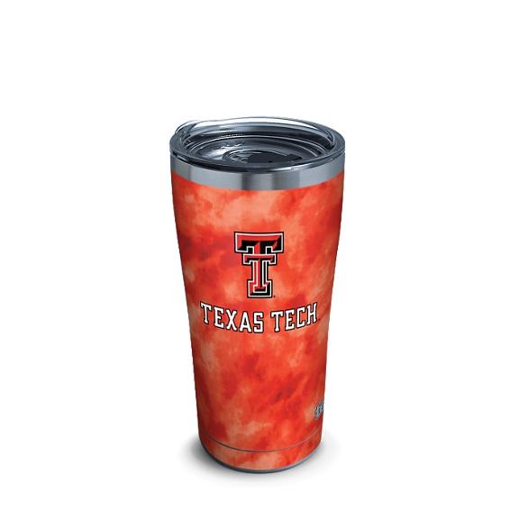 Texas Tech Red Raiders Tie Dye