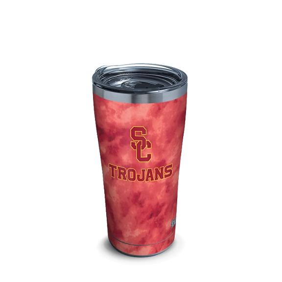 USC Trojans Tie Dye