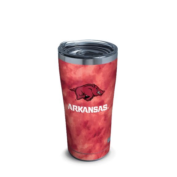 Arkansas Razorbacks Tie Dye