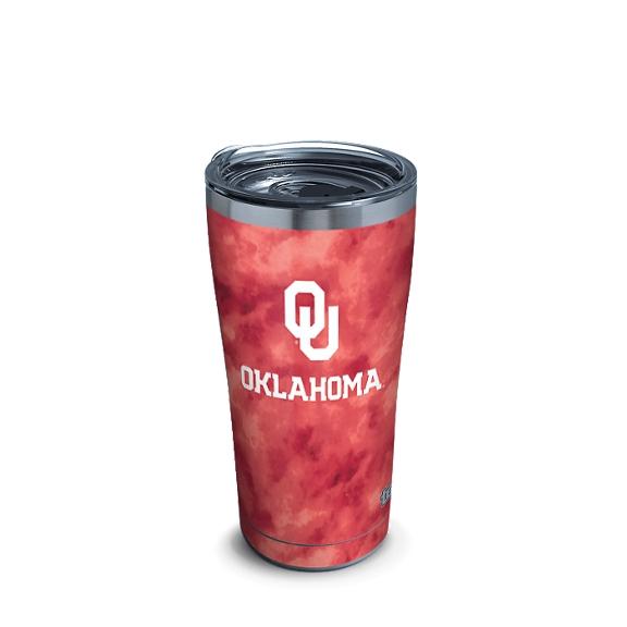 Oklahoma Sooners Tie Dye