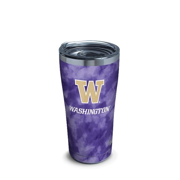 Washington Huskies Tie Dye