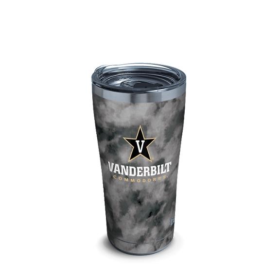 Vanderbilt Commodores Tie Dye