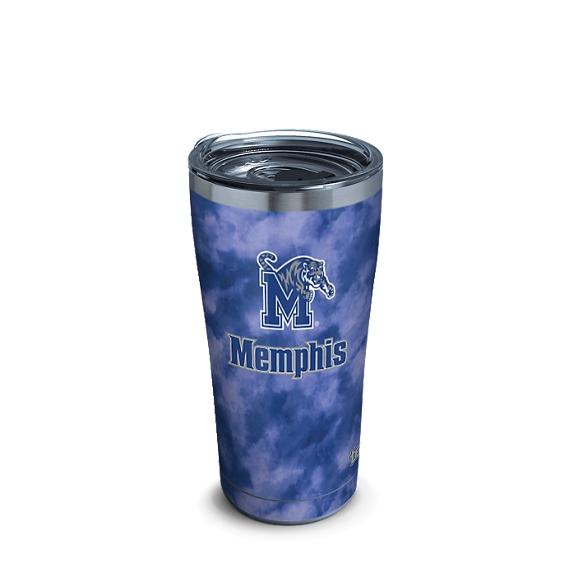 Memphis Tigers Tie Dye
