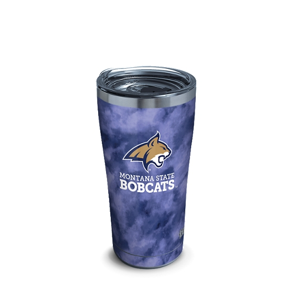 Montana State Bobcats Tie Dye
