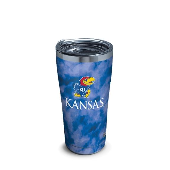 Kansas Jayhawks Tie Dye