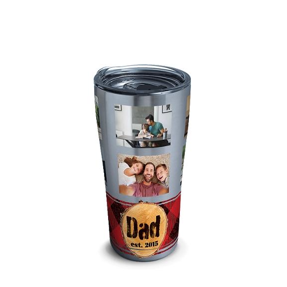 Plaid Dad