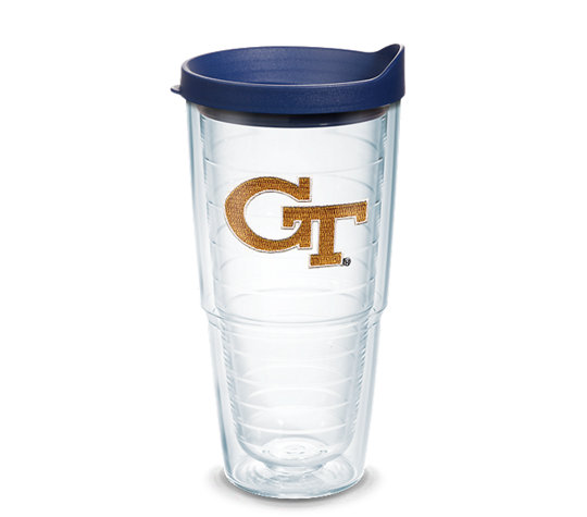 Tervis Georgia Tech Yellow Jackets GT 24oz Tumbler - College Collection