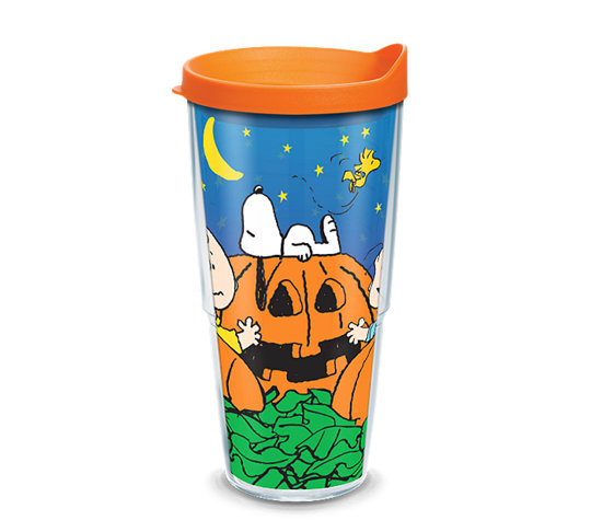 Tervis Peanuts? - Halloween Great Pumpkin 24oz Tumbler