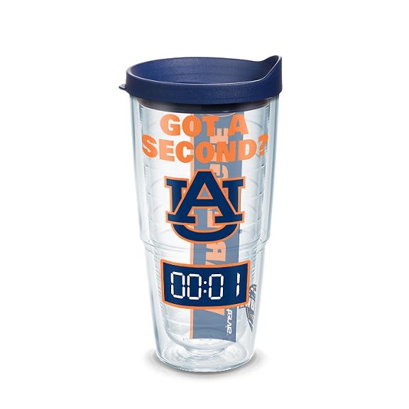 Auburn Tigers Got A Second?