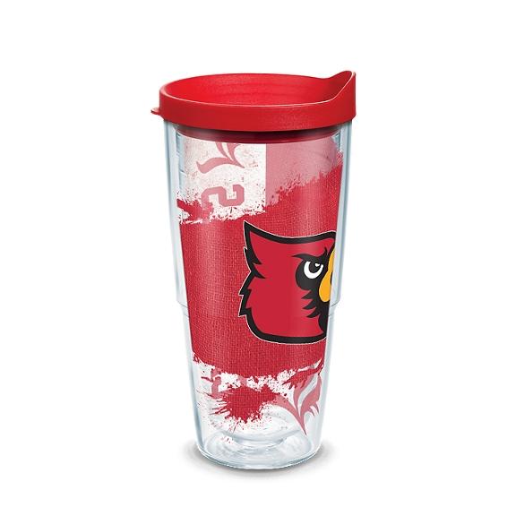 Louisville Cardinals Distressed