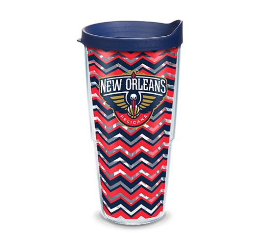 NBA® New Orleans Pelicans Chevron image number 0