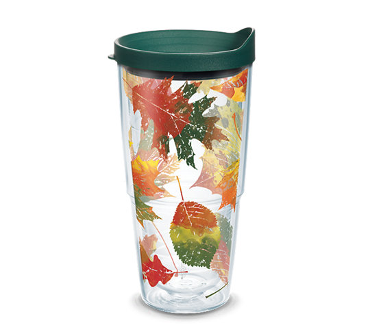 Tervis Fall Leaves 24oz Tumbler