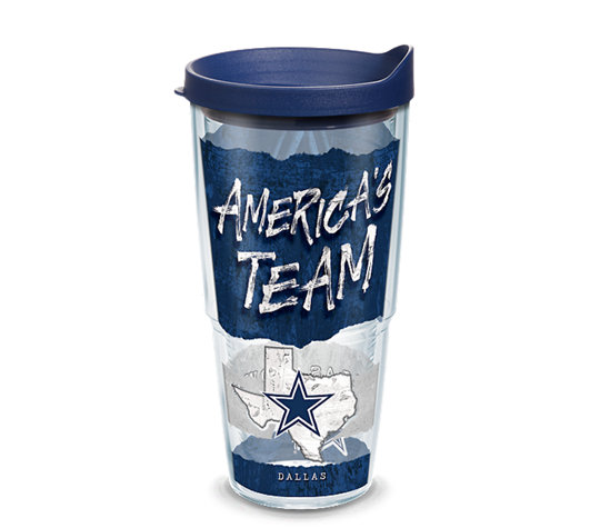 Tervis NFL� Dallas Cowboys Statement 24oz Tumbler