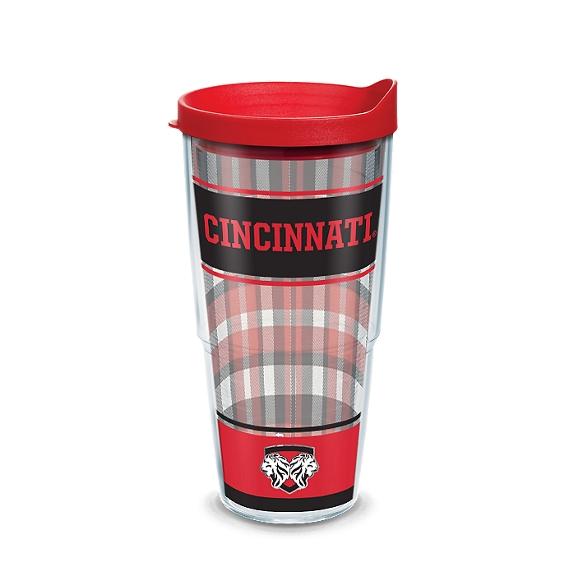 Cincinnati Bearcats Tartan
