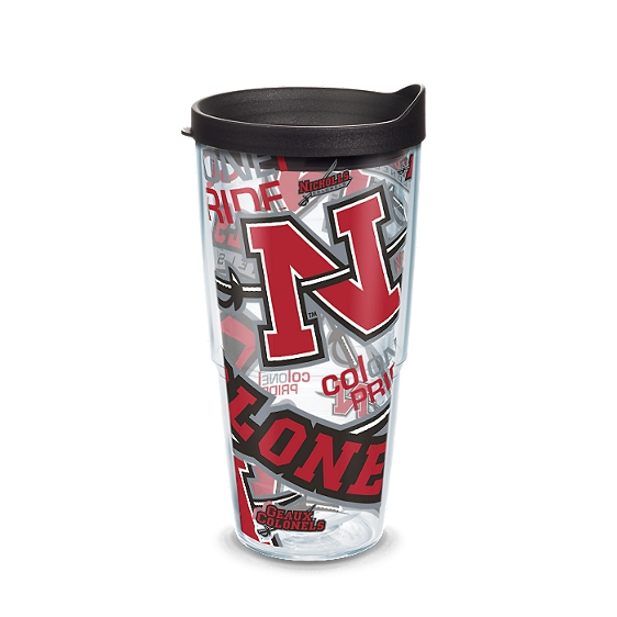 Nicholls State Colonels All Over