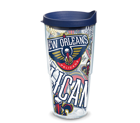 NBA® New Orleans Pelicans All Over image number 0