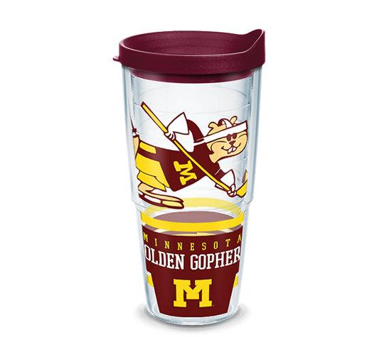 Tervis Minnesota Golden Gophers Retro Hockey 24oz Tumbler - College Collection