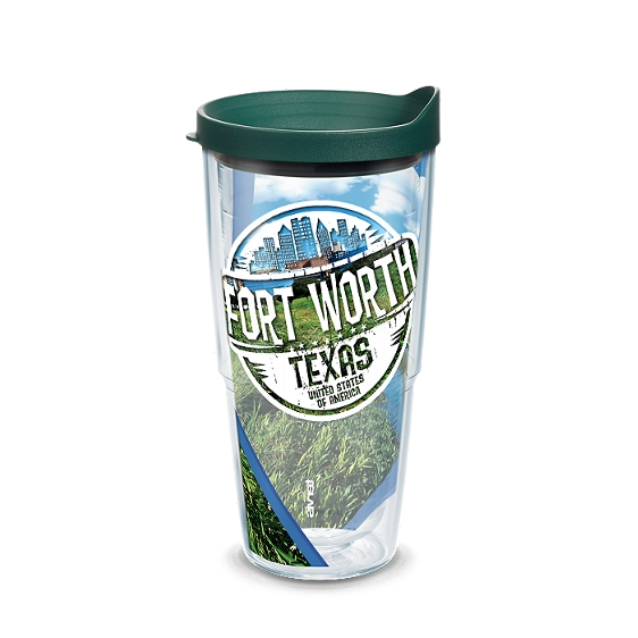 Texas - Fort Worth Stamp