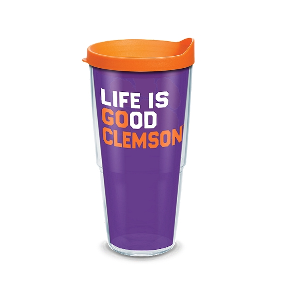 Clemson Tigers Life is Good®