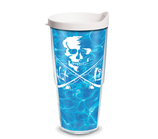 Salt Life® - Skull Blue Waters