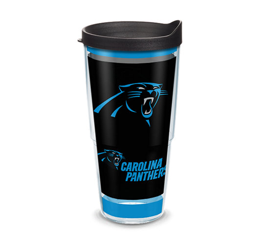 Tervis NFL� Carolina Panthers - Touchdown 24oz Tumbler