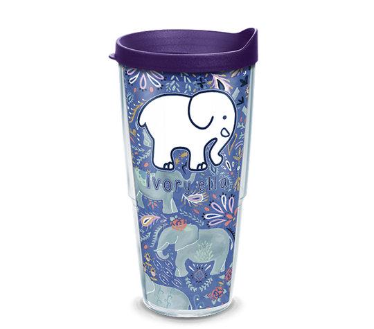 Ivory Ella - Paisley Elephant image number 0