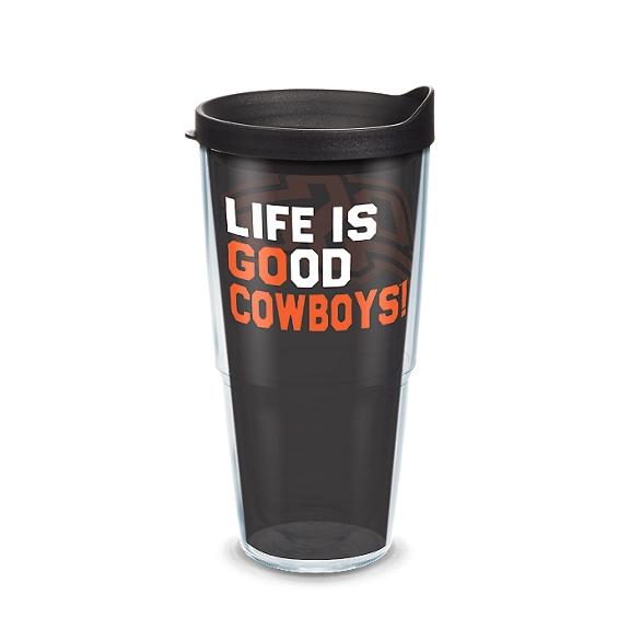Oklahoma State Cowboys Life is Good®